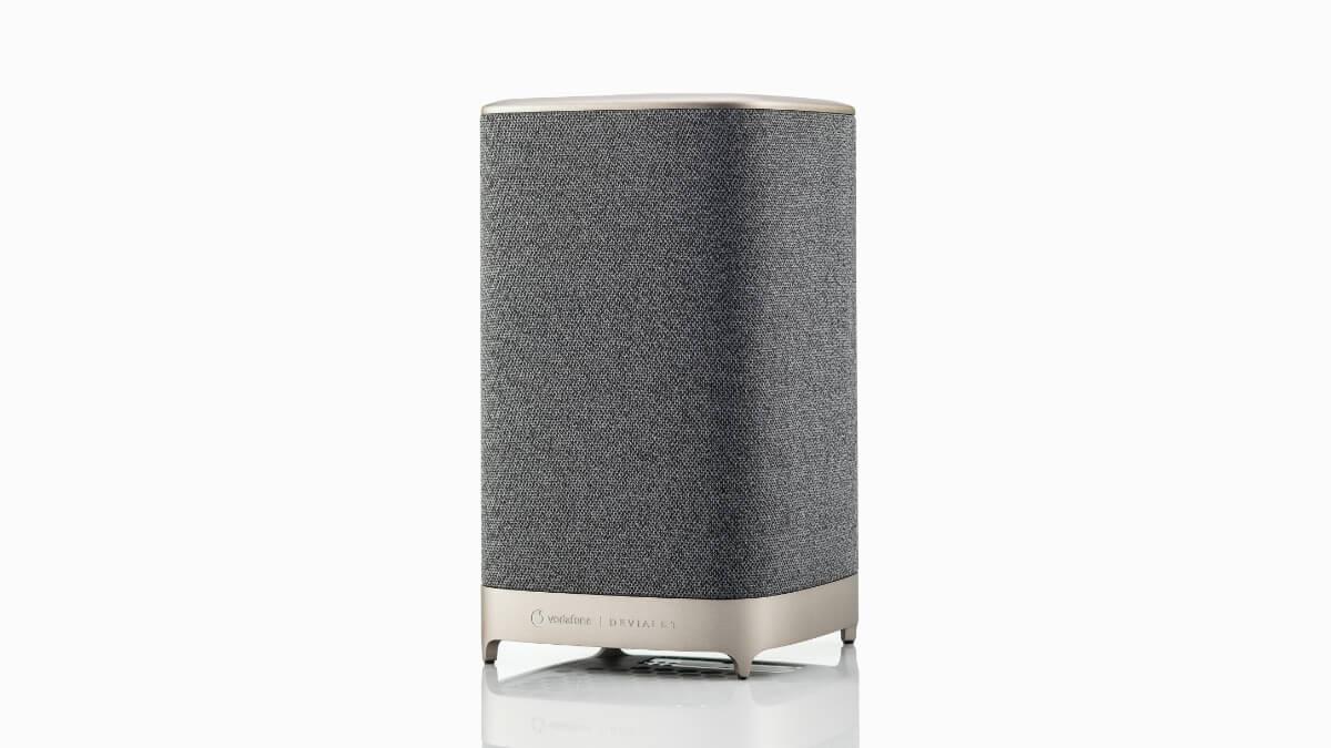 Controla Vodafone TV con tu voz: así es Átika, el nuevo altavoz inteligente con Alexa