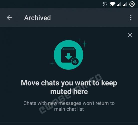 Imagen - WhatsApp ultima el modo vacaciones