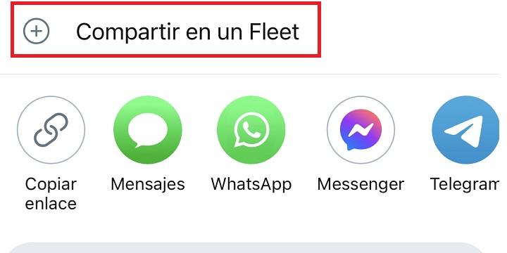 Imagen - Fleets de Twitter: qué es y cómo funciona