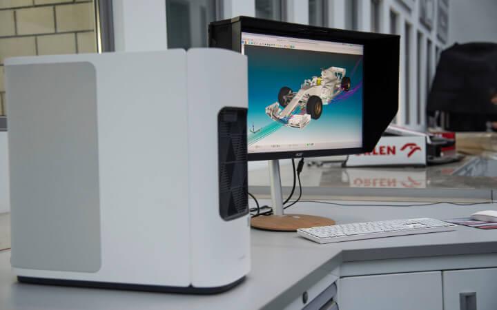 Imagen - Acer ConceptD: los PCs de Alfa Romeo Racing Orlen en F1