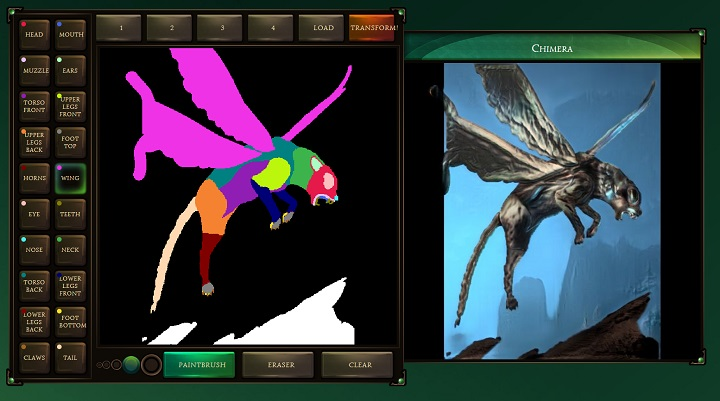 Imagen - Crea criaturas fantásticas con Chimera Painter