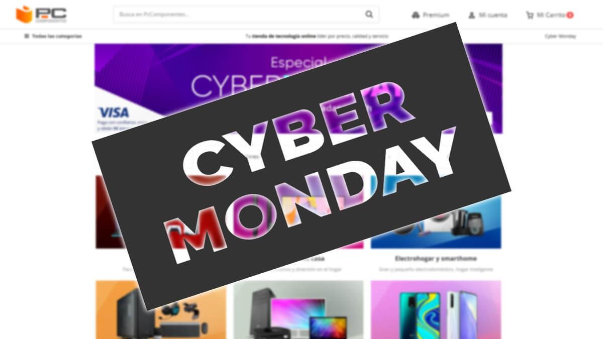 Aprovecha las ofertas de Cyber Monday en PcComponentes que ponen fin al Black Friday