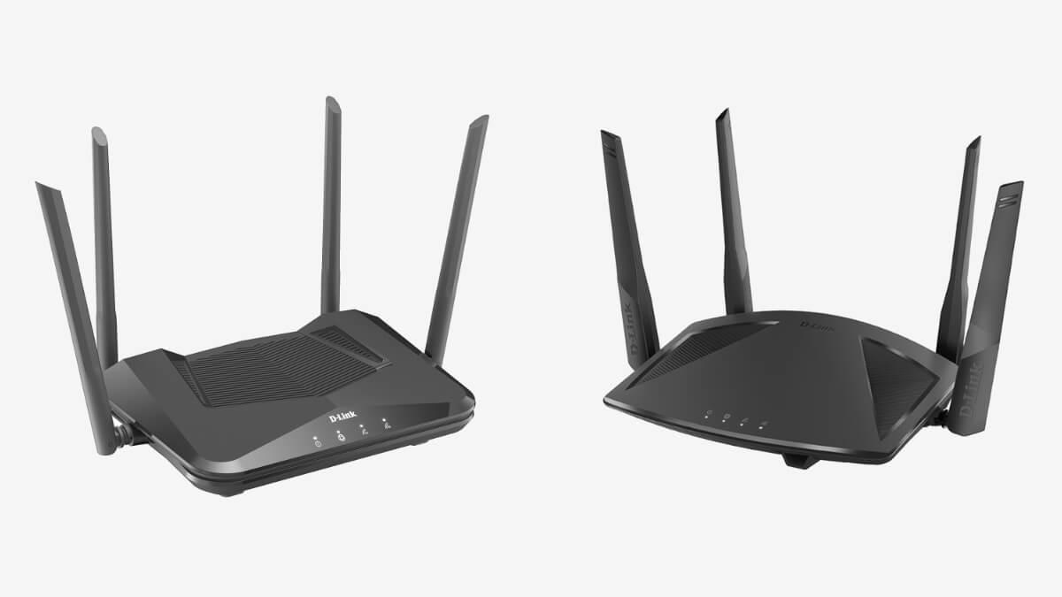 Estos dos routers de D-Link hacen el nuevo WiFi 6 asequible para todos