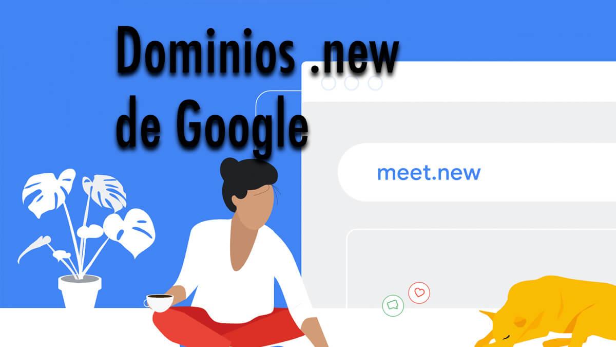 """Pide una pizza con """"pizza.new"""": así son los nuevos dominios de Google"""