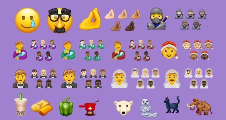 Imagen - WhatsApp añadirá pronto nuevos emojis: estos son
