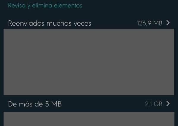 Imagen - Cómo liberar espacio en WhatsApp con su nueva herramienta