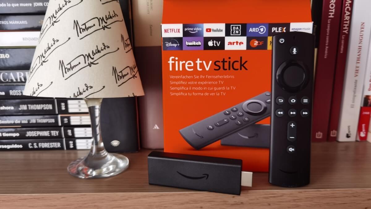 Review: Amazon Fire TV Stick, sencillez y facilidad de uso con un precio muy tentador