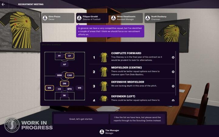 Imagen - Football Manager 2021: disponible la beta