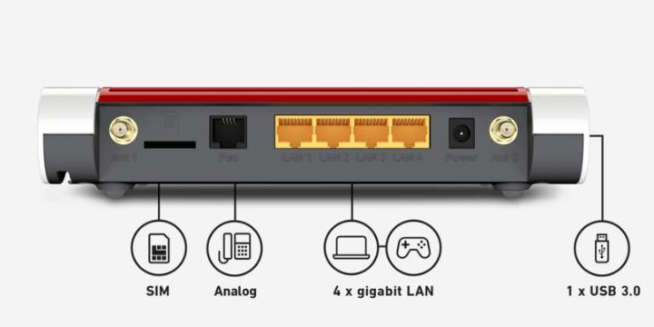 Imagen - FRITZ!Box 6850 LTE: especificaciones y precio del router 4G