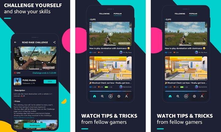 Imagen - GameOn de Amazon: visualiza y graba gameplays de móviles
