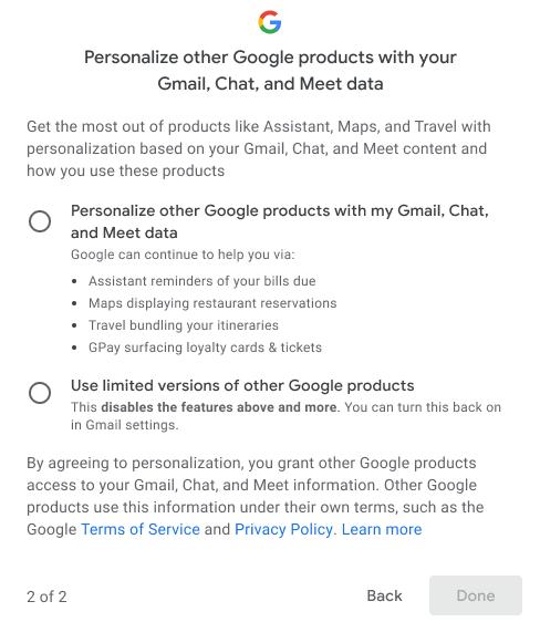 Imagen - Gmail rediseña su privacidad: así la puedes controlar