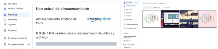Imagen - Amazon Photos: qué es y cómo funciona