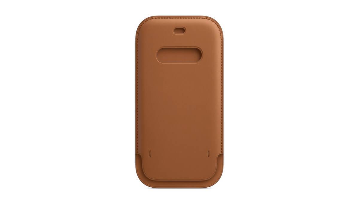 Apple se viene arriba: esta funda oficial para el iPhone 12 cuesta 149 euros