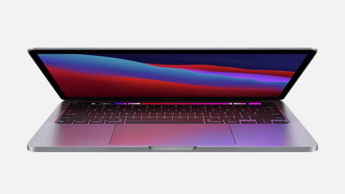 MacBook Pro se renueva con Apple M1: todos los detalles