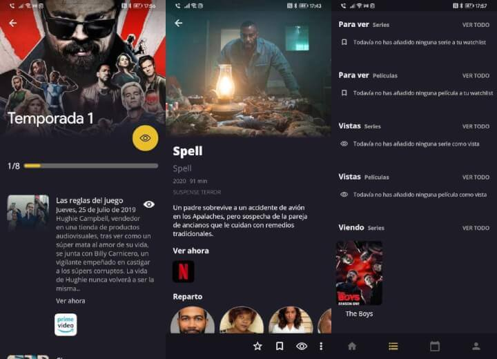 Imagen - TVSofa, la app para todo usuario de Netflix o Prime Video