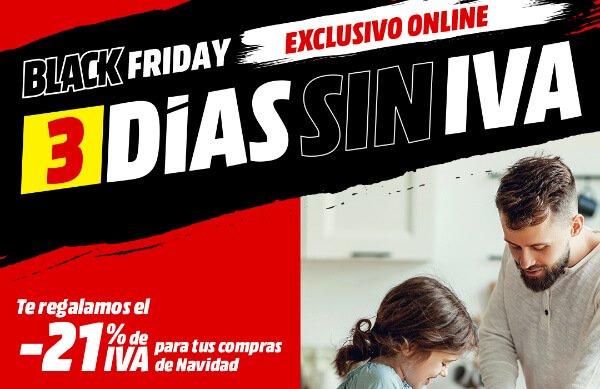 Imagen - Día sin IVA de MediaMarkt: 3 días de descuento