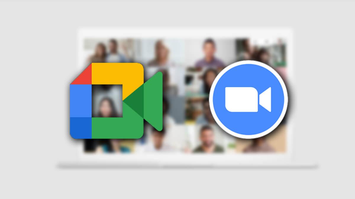 ¿Cuál es la diferencia entre Meet y Zoom?