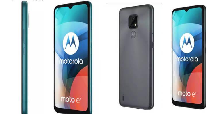 Imagen - Moto E7 en fotos: el próximo teléfono barato de Motorola