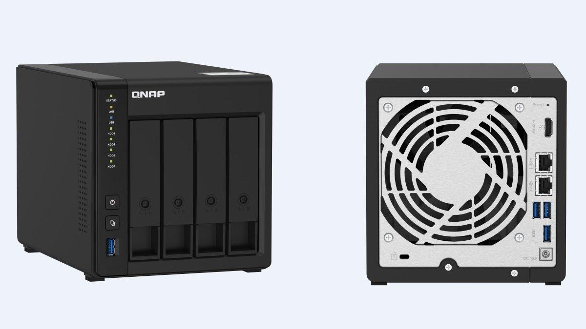 QNAP TS-451D2: cómo aprovechar al máximo el NAS con HDMI