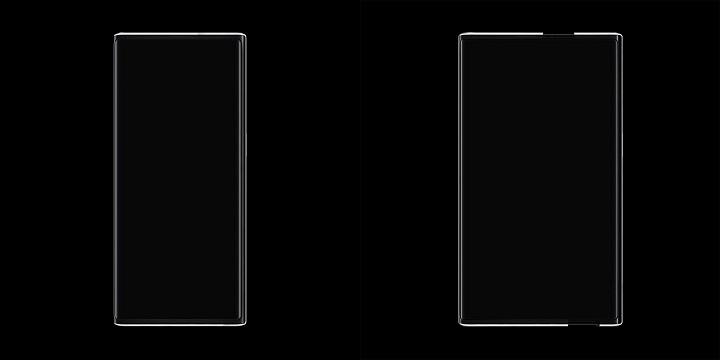 Imagen - Oppo X 2021: detalles del móvil extensible