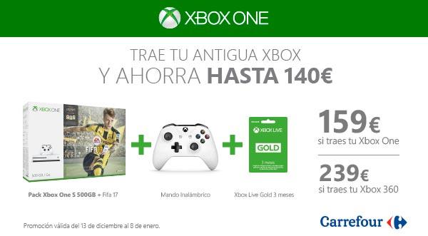 Imagen - Plan renove Xbox Series X, ¿podré cambiar mi consola?