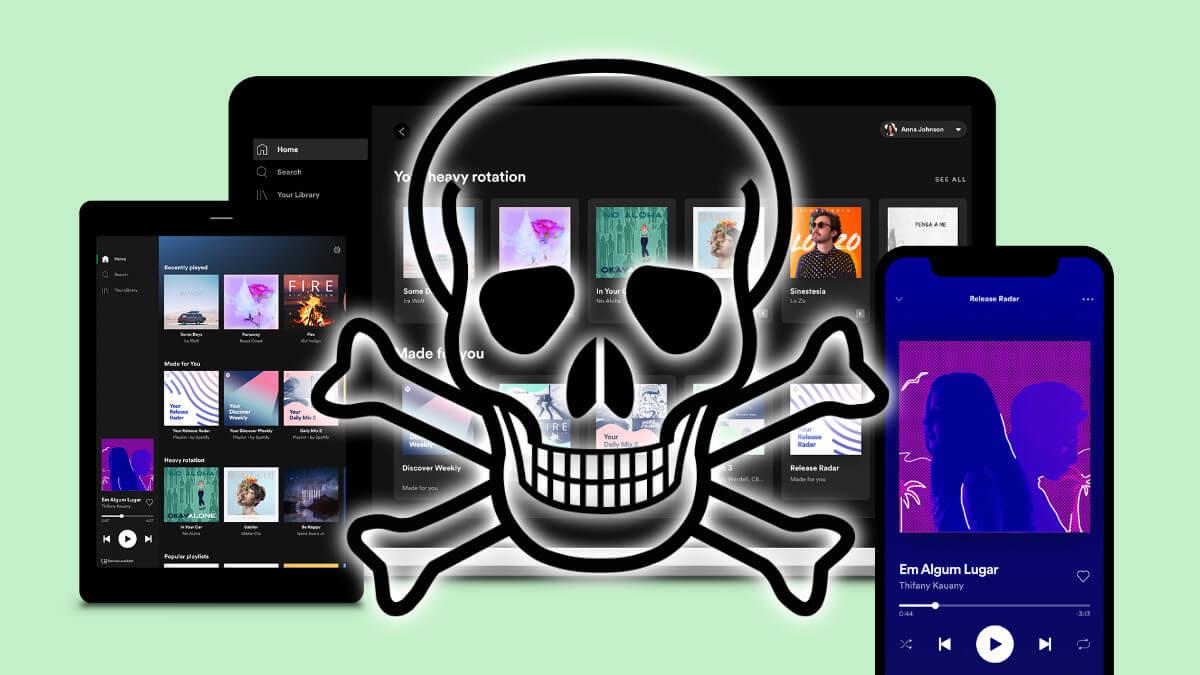 Filtran contraseñas de Spotify y podrían hackear tu cuenta así, ¿la tuya?