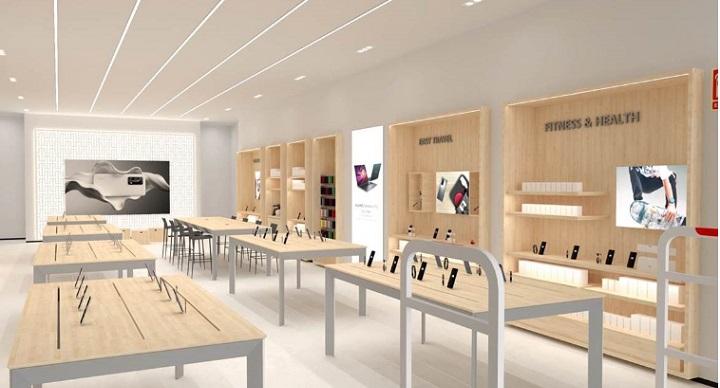 Imagen - Huawei abre su séptima tienda física en Barcelona