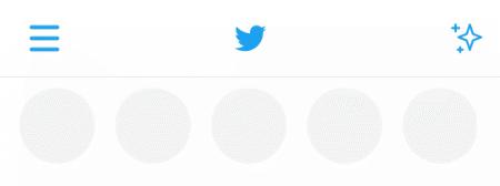 Imagen - Twitter Fleets no cargan y no funcionan