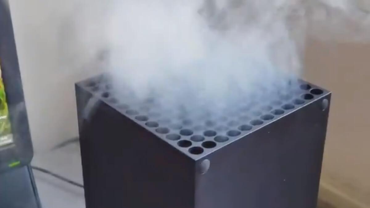 No, Xbox Series X no echa humo el primer día de lanzamiento