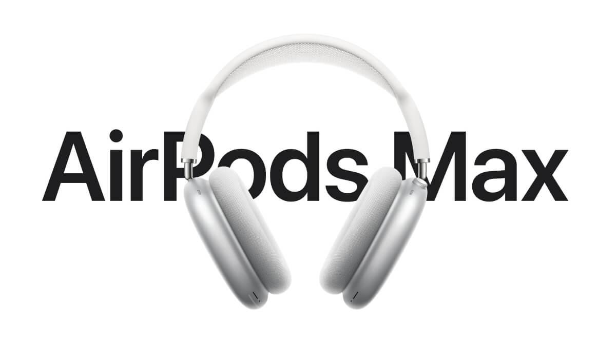 AirPods Max son oficiales: los auriculares de diadema de Apple cuestan 629 euros