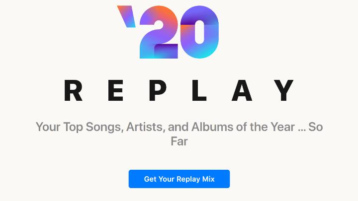 Imagen - Apple Music Replay 2020: descubre tu top de canciones
