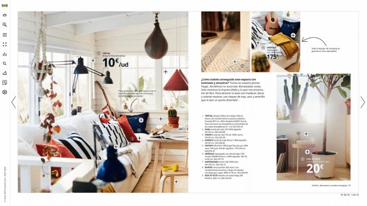 Imagen - Catálogo Ikea 2022: solo habrá versión online