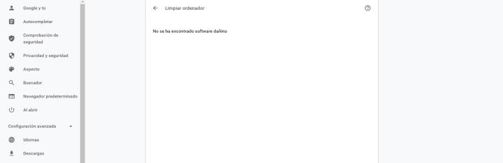 Imagen - Chrome Cleanup: el antivirus de Chrome basado en ESET