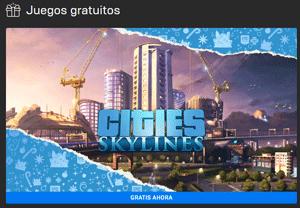 Imagen - Descarga gratis Cities: Skylines desde la Epic Games Store