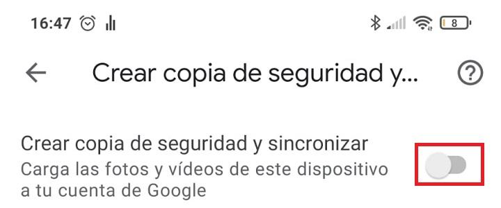 Imagen - Cómo evitar que Google borre tus archivos