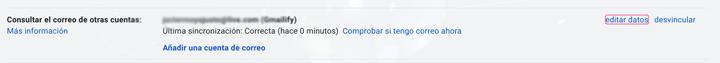 Imagen - Solución: No se sincroniza el correo POP3 en Gmail