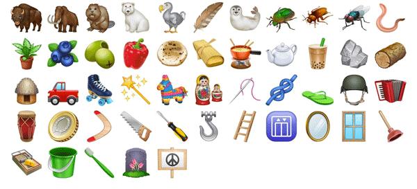 Imagen - 115 nuevos emojis en WhatsApp para Android