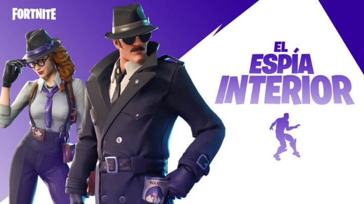 Imagen - Fortnite The Spy Within: nuevo modo estilo Among Us