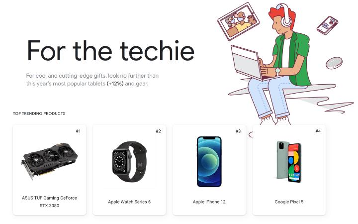Imagen - Guía de regalos tecnológicos de Google