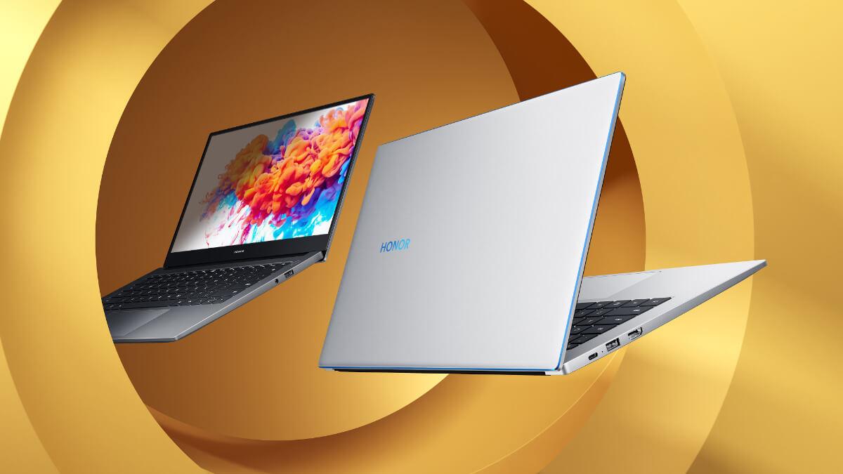 ¿Buscando portátil como regalo? Echa un vistazo al Honor MagicBook 14 7 nm