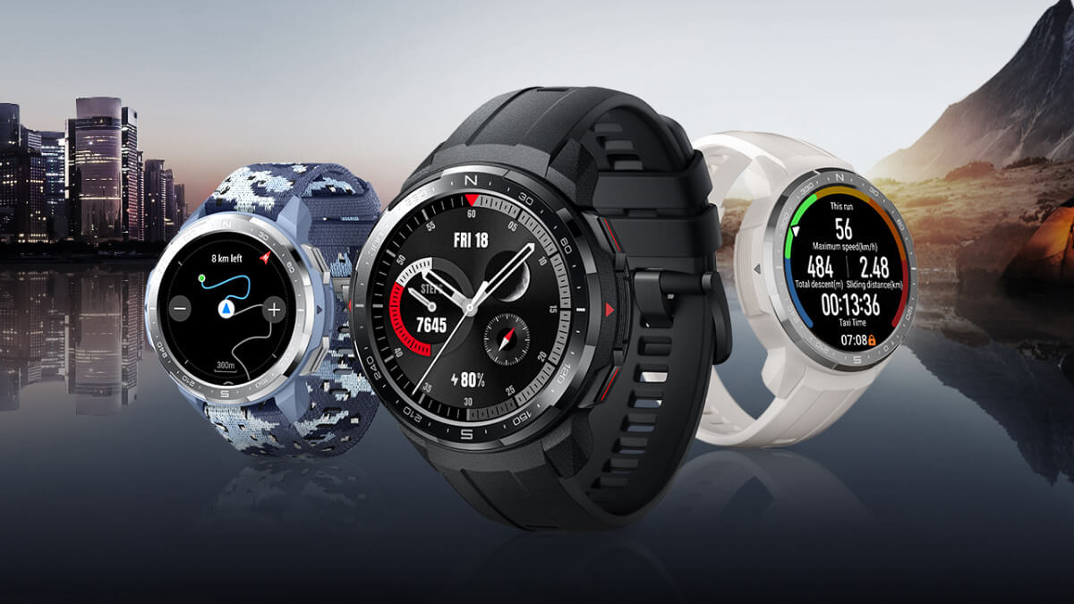 Honor Watch GS Pro, el smartwatch perfecto para regalar a deportistas y aventureros