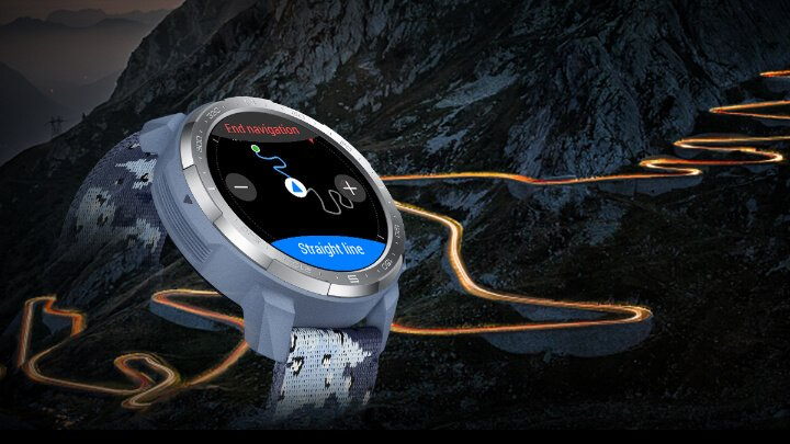 Imagen - Honor Watch GS Pro: smartwatch para deportistas de aventura