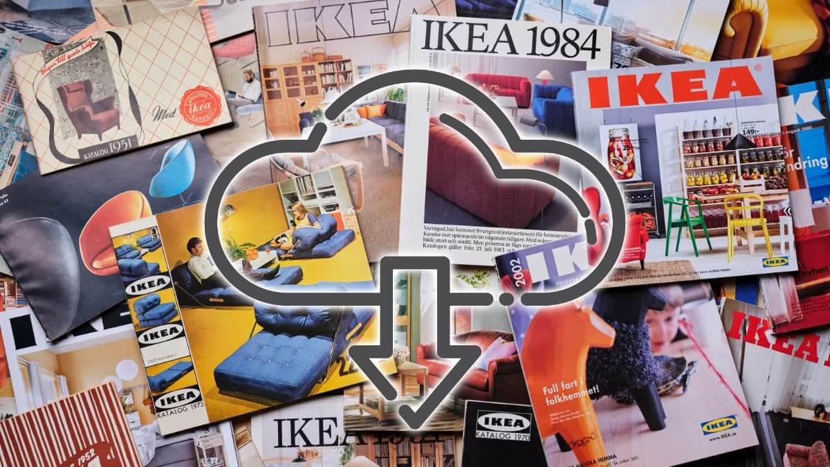 Lo digital acorrala al papel: Ikea abandona su catálogo y apuesta por el formato online