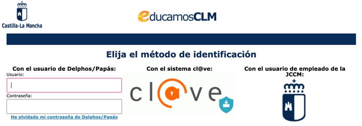 Imagen - EducamosCLM, el portal de educación de Castilla-La Mancha
