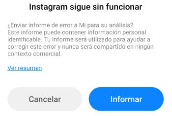 Imagen - Instagram se cierra solo tras una actualización