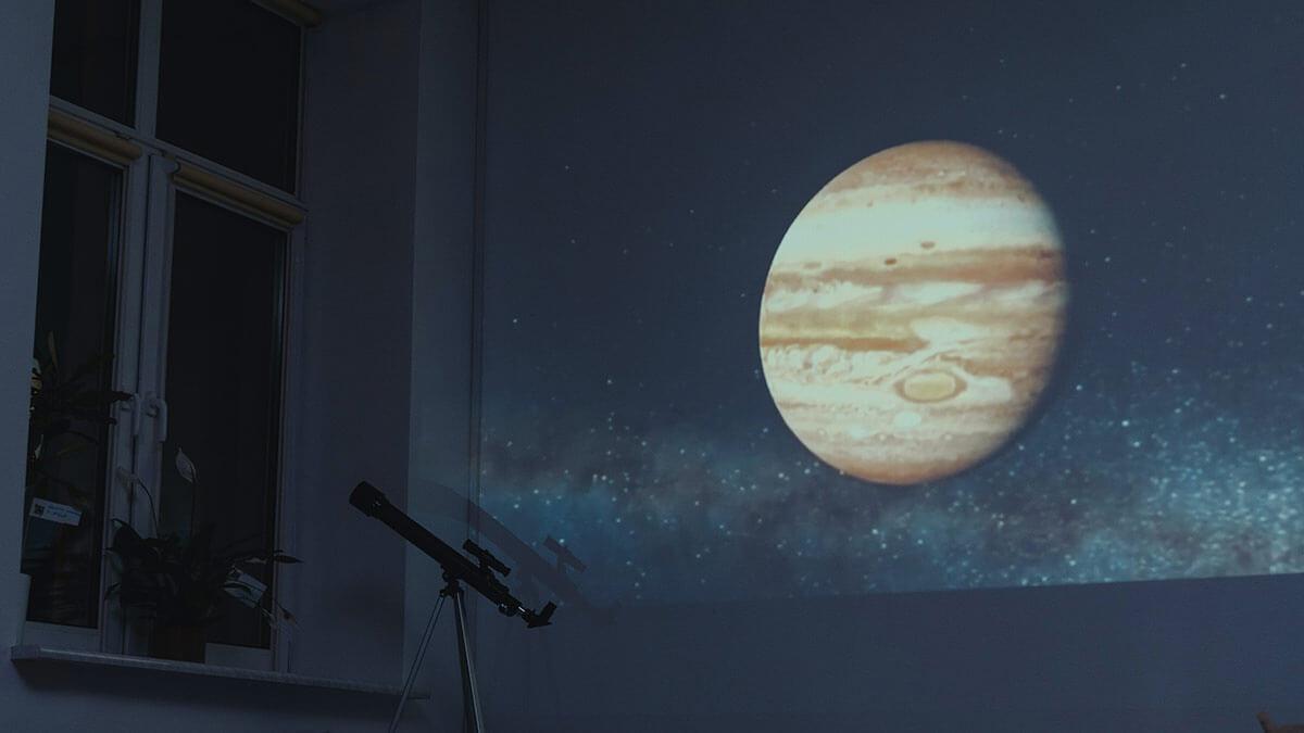 Cómo hacer fotos de Saturno y Júpiter desde el móvil en 2020