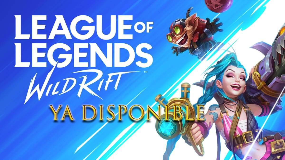 Riot Games lanza la beta de League of Legends: Wild Rift para Android y iOS