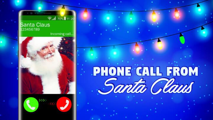 Imagen - Cómo hacer que tu hijo reciba una llamada de Papá Noel
