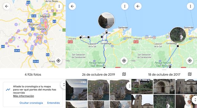 Imagen - Google Fotos ya muestra tus fotos en Maps
