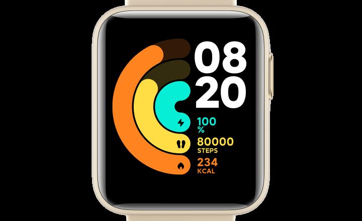 Imagen - Xiaomi Mi Watch Lite llega a España: precio y detalles
